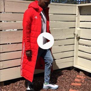 Adidas x Gosha Rubchinskiy long coat